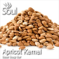 Base Soap Bar Apricot Kernel - 500g