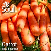 Base Soap Bar Carrot - 1kg