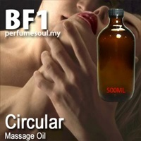 Massage Oil Circular - 500ml