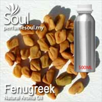 Natural Aroma Oil Fenugreek - 500ml