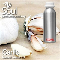 Natural Aroma Oil Garlic - 500ml