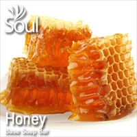 Base Soap Bar Honey - 500g