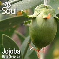 Base Soap Bar Jojoba - 500g