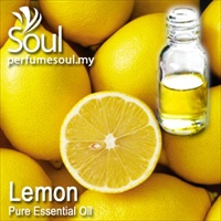 Pure Essential Oil Lemon - 10ml - Click Image to Close
