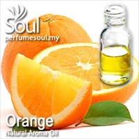 Natural Aroma Oil Orange - 10ml