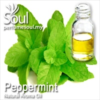 Natural Aroma Oil Peppermint - 10ml