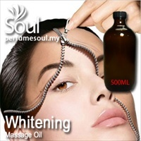 Massage Oil Whitening - 500ml